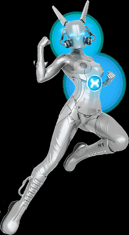 Eventex Spacebunny